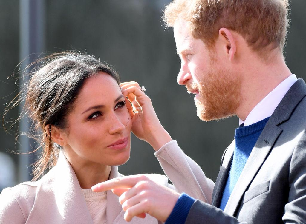 Меган Маркл и принц Гарри завели страничку в Instagram