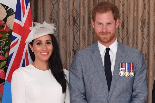 Дело принципа: принц Гарри и Меган Маркл сохранят свои титулы